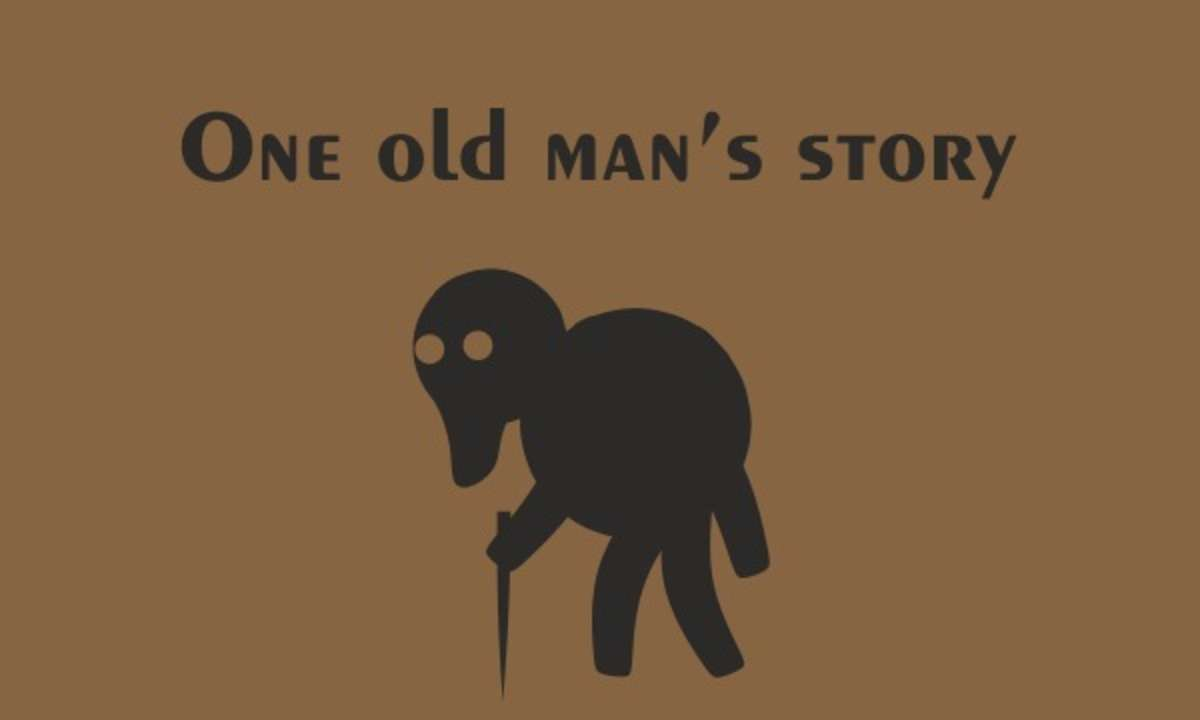 One old man's Story