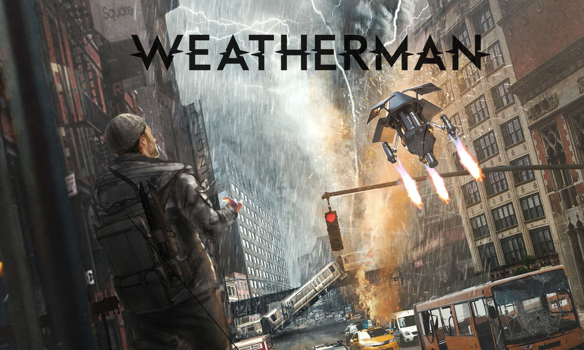 Синоптик (The Weatherman)