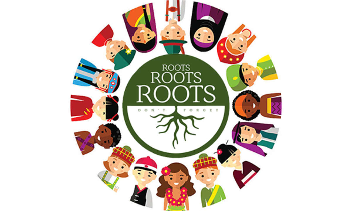 """ROOTS """"DON'T FORGET"""""""