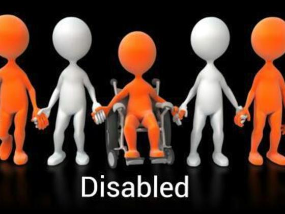 Disabled. Инвалиды. Behindert.