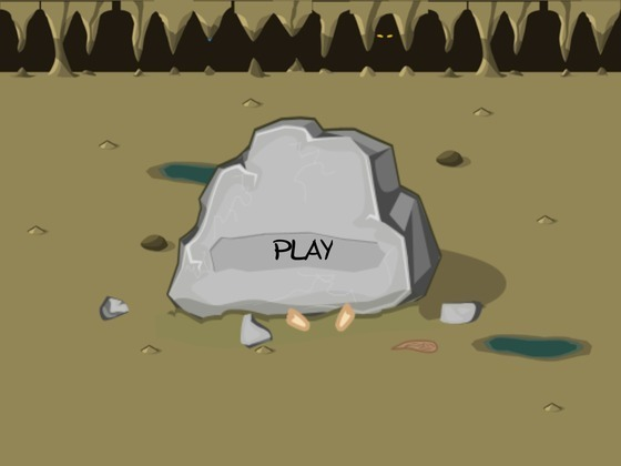 Caveman Arena Mobile Game
